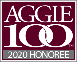 Aggie 100™ 2020 Honoree - Bradley Construction Management